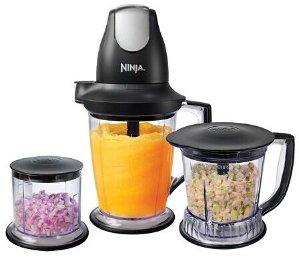 $34.99 Ninja Master Prep QB1004 Professional Blender & Food Processor