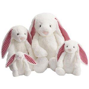 Jellycat Jellycat Bashful Bunny Candy Stripe Huge - Free Shipping