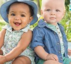 Up to 70% Off +Extra 20% Off Select Carters Baby Clothes on Sale @ macys