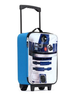 Kids Star Wars R2-D2 Wheeled Luggage