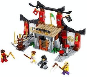 LEGO Ninjago Dojo Showdown (70756)