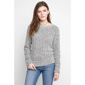 Free People Electric City Pullover Sweater   South Moon Under