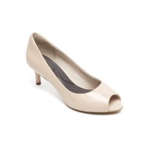 Total Motion Finula Peep Toe Pump