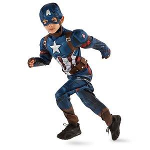 Captain America Costume for Kids - Captain America