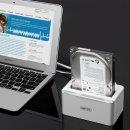 UNITEK USB 3.0 to SATA External Aluminium Hard Drive Docking