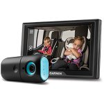 Garmin Drive 50 GPS w/ Lifetime map updates + Garmin Wireless in-car Baby/Child Monitor