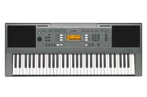 $119.99 Yamaha PSR-E353 Portable 61 Key Keyboard with LCD Display, No Power Adapter
