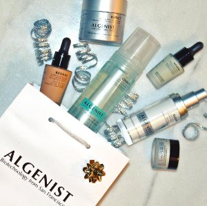 Dealmoon Exclusive! 25% Off + Free Cleanser 475mlWith Any Order @ algenist