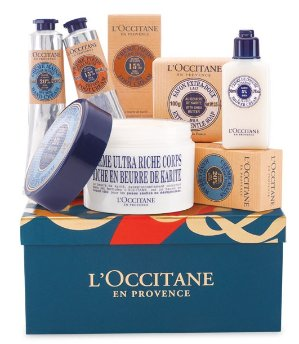Up to 30% Off Holiday Gift Sets @L'Occitane