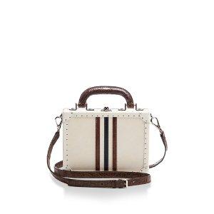 Mini Bertoncina suitcase by Bertoni1949   Moda Operandi