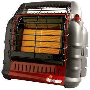 $109.34 Mr. Heater MH18B, Portable Propane Heater