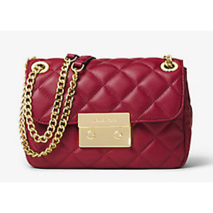 Sloan Small Quilted-Leather Shoulder Bag | Michael Kors