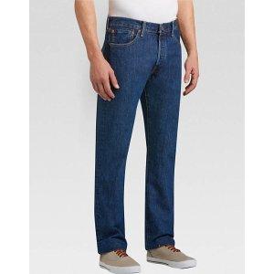 Levi's® 501™ Dark Stonewash Classic Fit Jeans - Men's Classic Fit