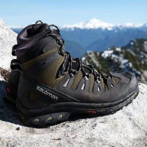$148.76 Salomon Men's Quest 4D 2 GTX Hiking Boot