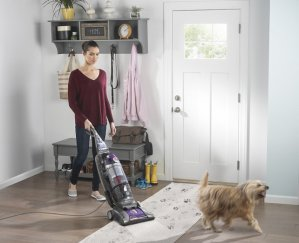 2016 Black Friday! $79.99 Hoover - WindTunnel 3 Pro Bagless Pet Upright Vacuum - Purple