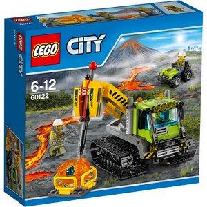 LEGO City: Volcano Crawler (60122) Toys | TheHut.com
