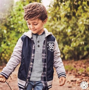 Today Only! Extra 30% Off Kids Apparel Clearance @ OshKosh BGosh