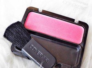 $1.32 CoverGirl Cheekers Blush, Plum Plush 117, 0.12 Ounce
