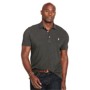Featherweight Mesh Polo Shirt - Classic Fit � Polo Shirts - RalphLauren.com