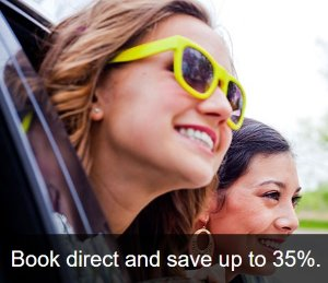 Up to 35% off With Pay Now Rates at Budget Rent a Car