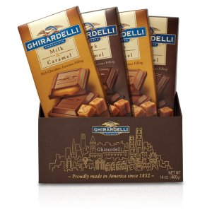 Ghirardelli Chocolate San Francisco Skyline Bar Gift