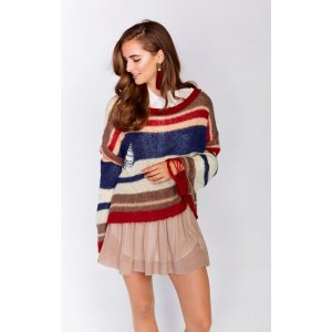 Academy Stripes Sweater | Wildfox