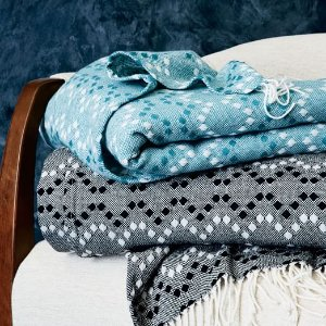 Warmest Throw - Diamond Dot | west elm