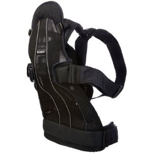 BabyBjorn We Air Baby Carrier - Black - Free Shipping
