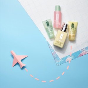20 Free Samples +Free Shipping With $39.50 Clinique Purchase @ Nordstrom