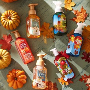 Happy Handwashing Day!Today Only! Hand Soaps On Sale