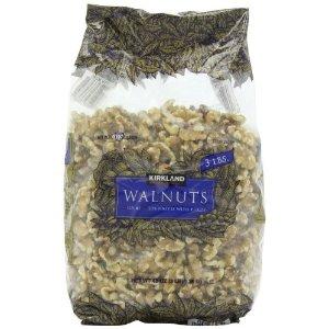 Kirkland Signature Walnuts, 3 Lb | Jet.com
