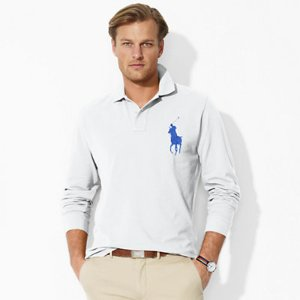 Classic Fit Cotton Mesh Polo - Classic Fit � Polo Shirts - RalphLauren.com