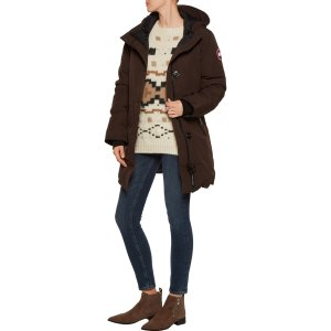 Camrose shell down parka | Canada Goose | US | THE OUTNET