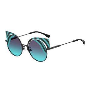 Fendi 0215 Cat Eye Sunglasses - Women Sunglasses | Solstice Sunglasses