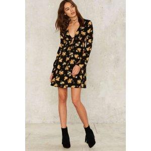 Cybill Floral Dress