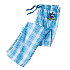 Mickey Mouse Lounge Pants for Men | Disney Store