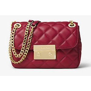Sloan Small Quilted-Leather Shoulder Bag