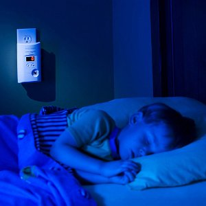 Kidde NightHawk AC/DC Digital CO/Carbon Monoxide Alarm