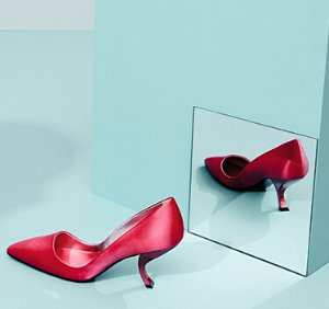Up to 80% Off + Extra 20% Off Roger Vivier Shoes @ Yoox
