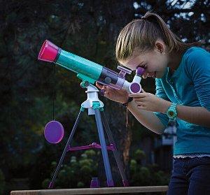 $23.97(reg.$49.99) Educational Insights 5351 Nancy B's Science Club Moonscope & Sky Gazers Activity Journal