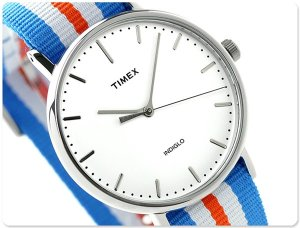 $18 for limited time Timex Weekender Fairfield Nylon Strap Watches (Various Styles)