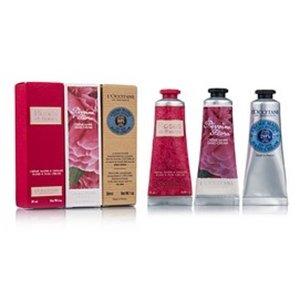 Sasa.com: L'Occitane, Lovelier Hands Kit (6 piece)