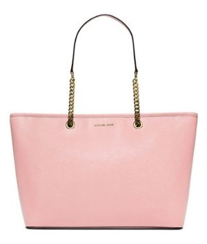 MICHAEL Michael Kors Jet Set Leather Chain Tote @Lord & Taylor