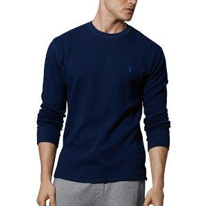 Polo Ralph Lauren Long-Sleeved Crewneck Thermalbr