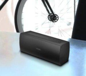 $24.36 Philips BT3080B/37 Wireless Bluetooth Stereo Speaker, Black