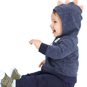50-70% Off + Extra 20% Off $50Baby and Kid's Clothing @ Carter's