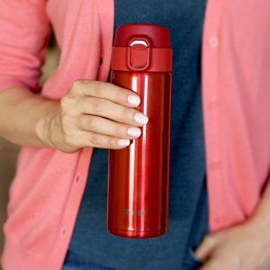 $22.5 Tiger Stainless Steel Vacuum Insulated Travel Mug, 16-Ounce