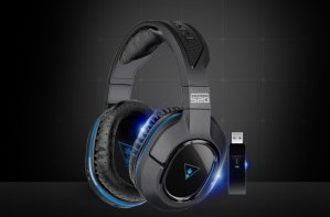 Turtle Beach Stealth 520 DTS X 7.1 Wireless Gaming Headset