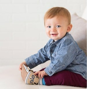 Up to 25% Off Select Baby Footwear Styles @ Robeez