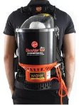 $205 Hoover Commercial C2401 Shoulder Vac Pro Backpack Vacuum with 1-1/2-Inch Attachment Kit